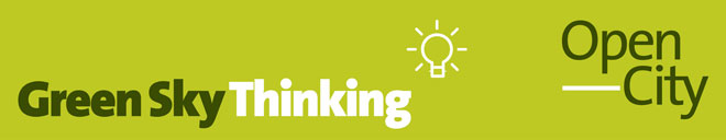 green sky thinking newsletter png