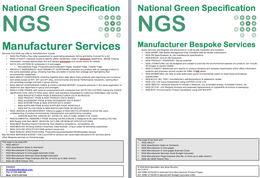 NGS Manufacturer Services 2 Page A01 BRM 270414 png