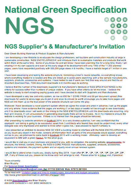NGS Supplier Manufacturer Invite A00 BRM 030514 png