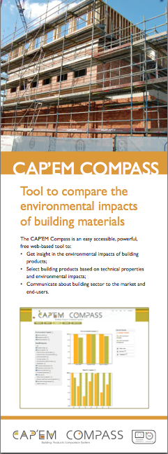 CAPEM Compass Leaflet Tall png