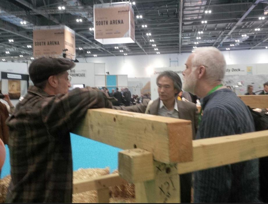 Ecobuild matchmaking 2015