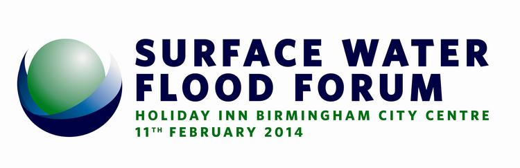 Surface Water Flood Forum Logo png
