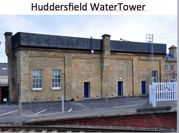 Huddersfield Watertower png