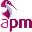 APM project management logo png