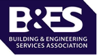 B&ES logo Building & Engineering Services