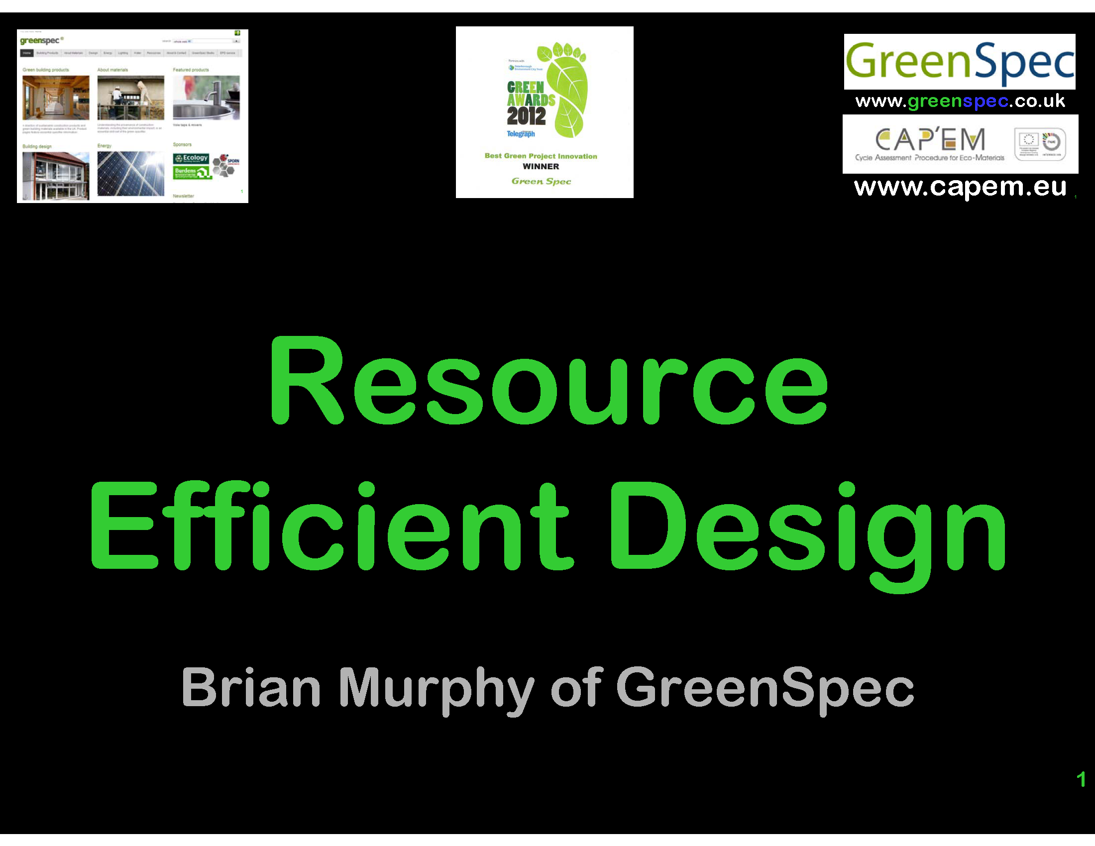Resource Efficient Design Cover png