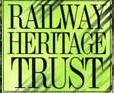 RHT Railway Heritage Trust logo png